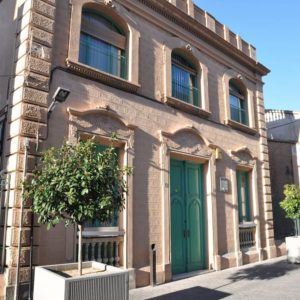 Can Roura – la Nau – Villa Jacinta