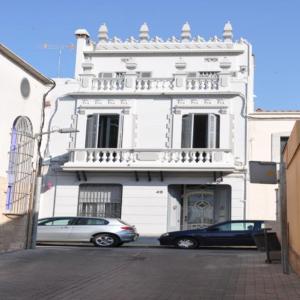 Casa al carrer Sant Cristòfol