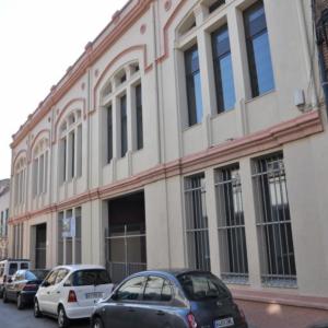 Magatzem al carrer Gibraltar – Can Gravada